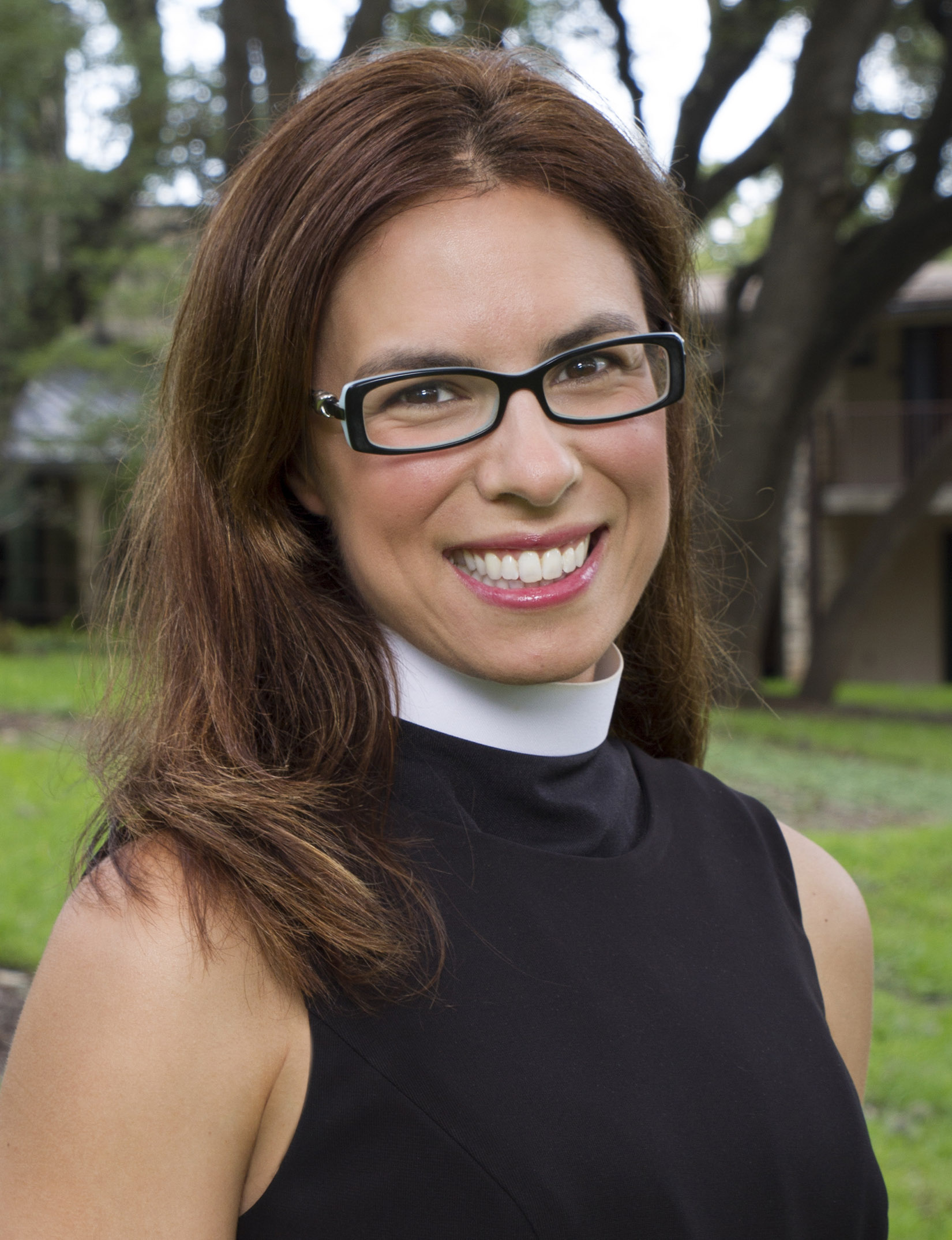 The Rev. Danielle Hansen : Assistant Professor of Pastoral Theology and Director of Field Education