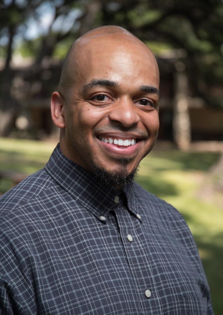 Marlon Patterson : Circulation Supervisor, Booher Library
